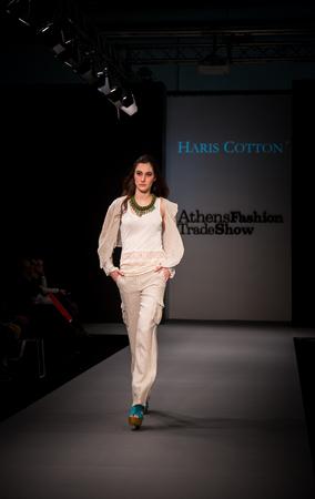 trade show: Femmina, Athens fashion trade show in Greece, January 17th. 2015