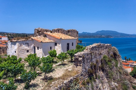 citiscapes at Peloponnese