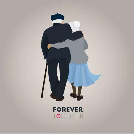 pensionado: Abuelos.