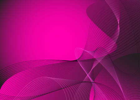 twists: pink abstract background