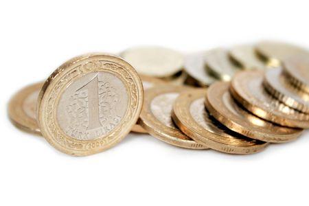 turkish lira: Turkish lira -coins