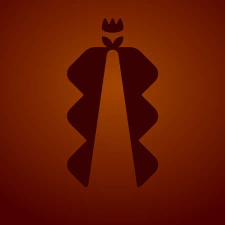 royals: universal textile logo