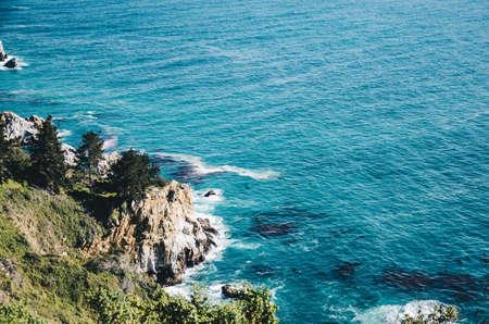 big sur: Big Sur Coast in California