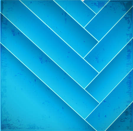 northern light: Abstract blue background with inclined lines and place for your text. Illustration