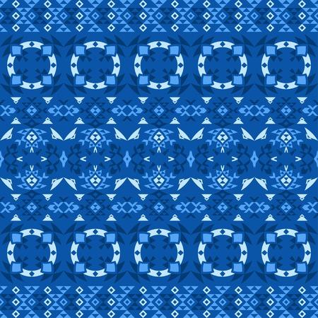 Seamless ethnique avec triangle et ornement géométrique abstrait. texture de fond tribal. Vector illustration de fond hipster. Banque d'images - 73578611