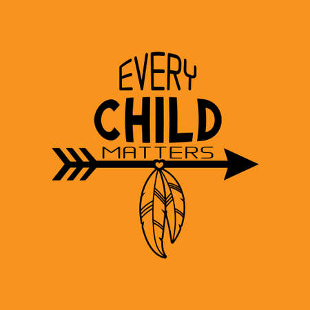 Every Child Matters Vector Illustration