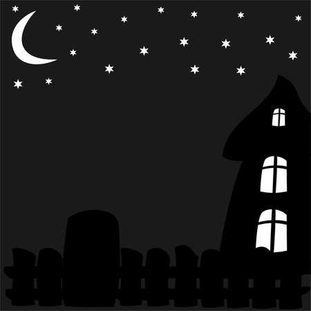night: night city