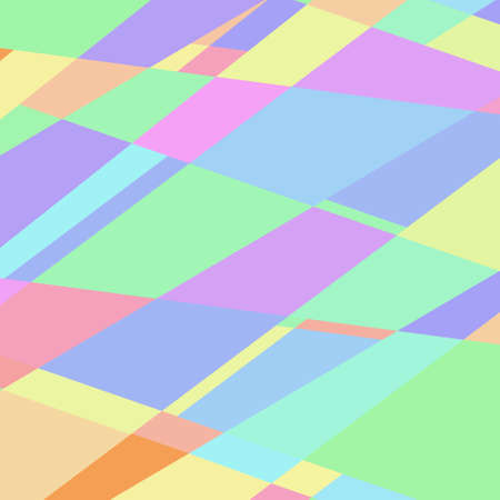 geometrically: composite the background from a geometrically abstract shapes illustration