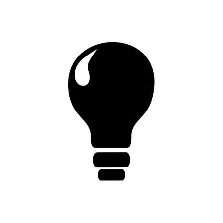 bulb,vector illustration Illustration