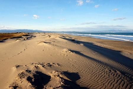 ebre: Sand dunes