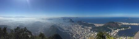 Rio de Janeiro view Stock Photo