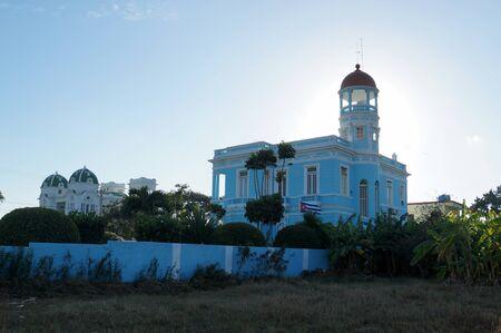 azul: Palacio Azul in Cienfuegos
