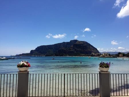 Mondello sea view