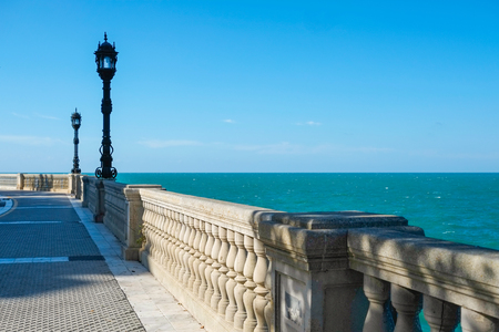 andalucia: Cadiz waterfront, Andalucia, Spain
