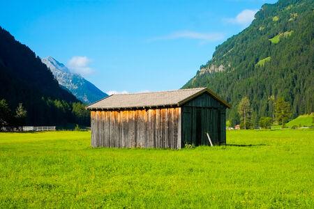 hayloft: Pajar en Valle Aurina, Tirol del Sur, Italia
