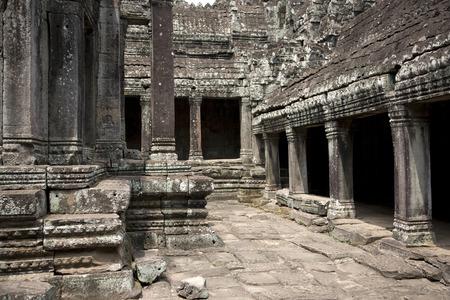 bayon: Bayon temple, Angkor, Siem Reap, Cambodia