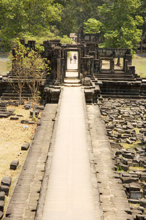 ���archeological site���: Angkor archeological site, Siem Reap, Cambodia