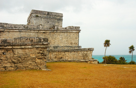 ���archeological site���: Archeological site of Tulum, Mexico