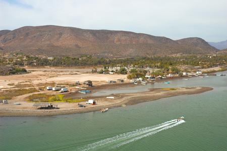greeen: Muleje, Baja California, Mexico Stock Photo