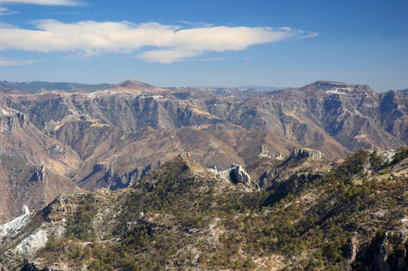 Copper Canyon, Mexico Stock Photo
