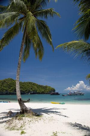 angthong: Angthong marine park close to Koh Samui island, Thailand