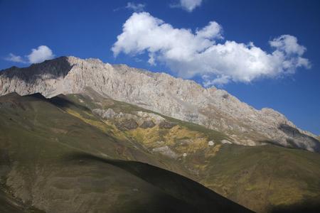 kyrgyzstan: Monta�as en Kirguist�n cerca Arslanbob