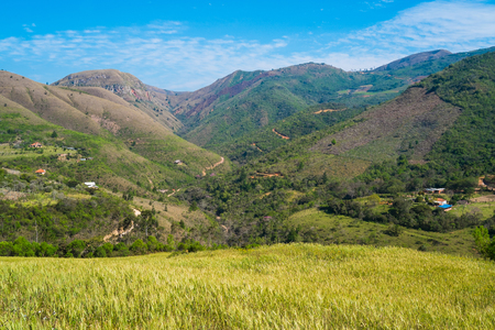 country side: Country side landscape around Samaipata, Bolivia