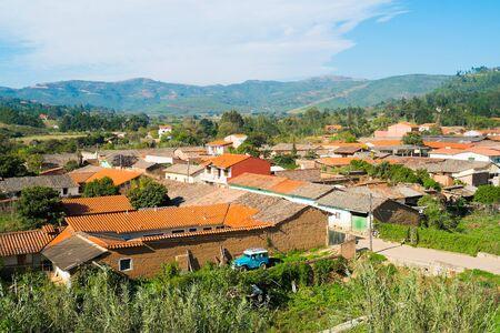 bucolic: Village of Samaipata in Bolivia