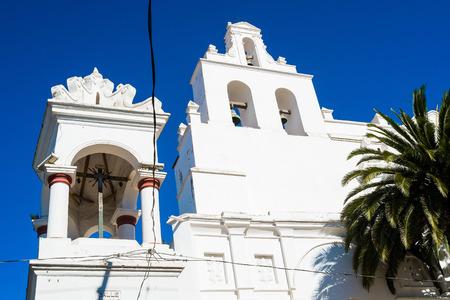 merced: La Merced church in downtown Sucre, Bolivia