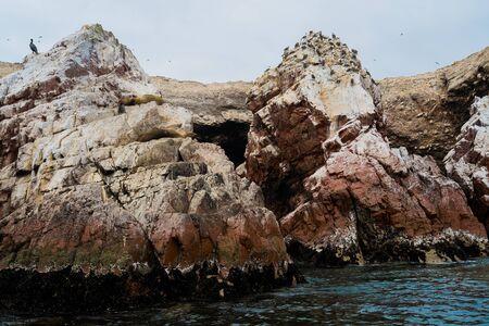 islas: Islas Ballestas National Reserve in Paracas, Peru