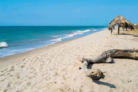 peru: Beach of Zorritos, Tumbes, Peru