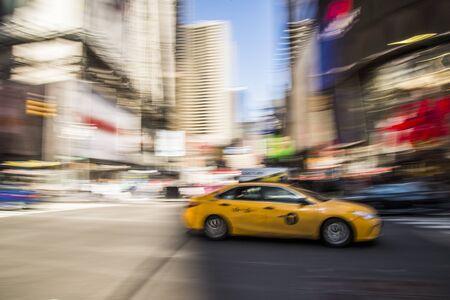 Panning taxi Stock fotó