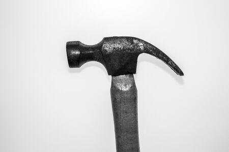 hammer on a white background Imagens
