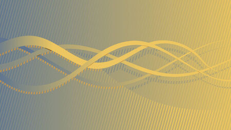 Vector abstract yellow background #3 Vector