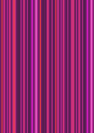 stripped: Vector stripped pink wallpaper  Illustration