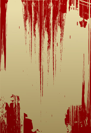 bordo: Vector simple red grunge textured background