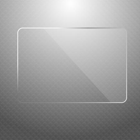 abstraktní stříbrná technologické zázemí s průhledným designový prvek