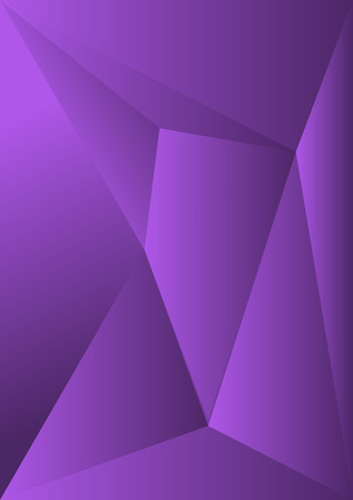 simple background: Vector illustration of simple purple geometrical background Illustration