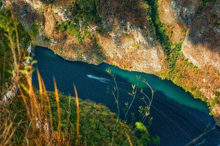 Canyon del Sumidero National Park. Chiapas, Mexico. Banco de Imagens