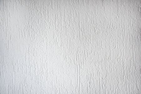 Plaster wall with abstract texture bark beetle under soft light Banco de Imagens