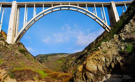 bixby: Bixby Bridge in Big Sur California
