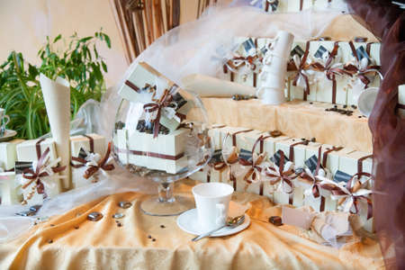 beautiful wedding gifts for guest photo