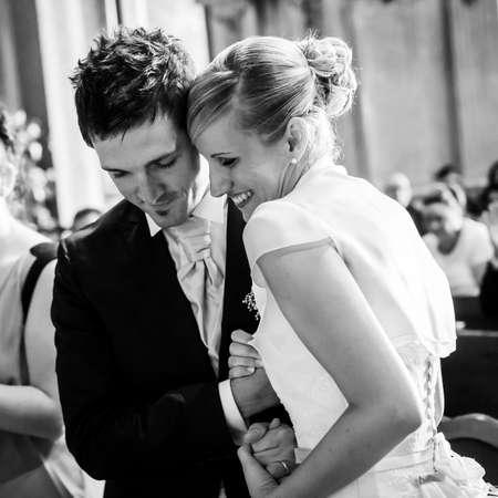 wedding ceremony Standard-Bild