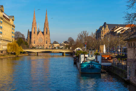 paul: Strasbourg, Alsace St. Paul Church Editorial