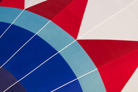 balon de basketball: globo de aire caliente coloreado