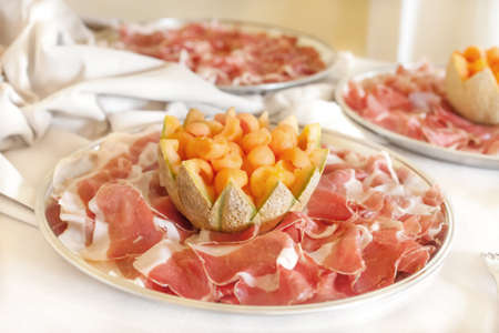 Meat Appetizers and finger food