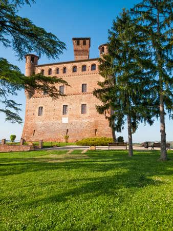 cavour: Medieval castle of Grinzane Cavour