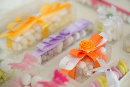 Hochzeitsgeschenke für die Gäste
