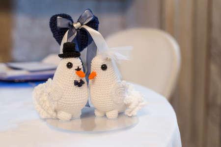 topper: ; wedding; cake-topper;