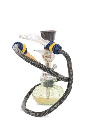 Traditional syrian water pipe - shisha or hookah photo